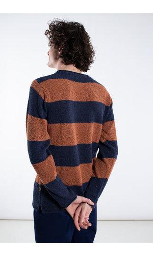 Castart Castart Sweater / Humber / Rust Navy