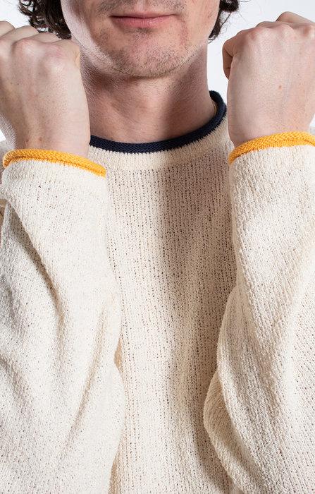 Castart Castart Sweater / Hornsea / Ecru
