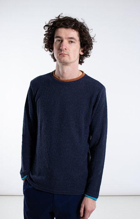 Castart Castart Sweater / Hornsea / Navy