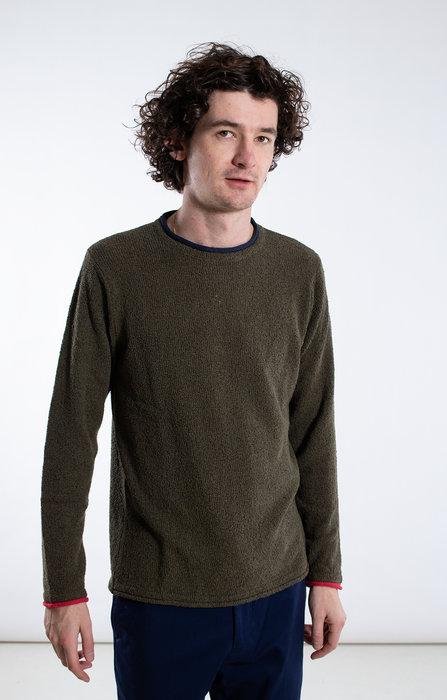 Castart Castart Sweater / Hornsea / Kaki