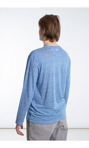 Schiesser Revival Schiesser Revival T-Shirt / Helmut / Light Blue