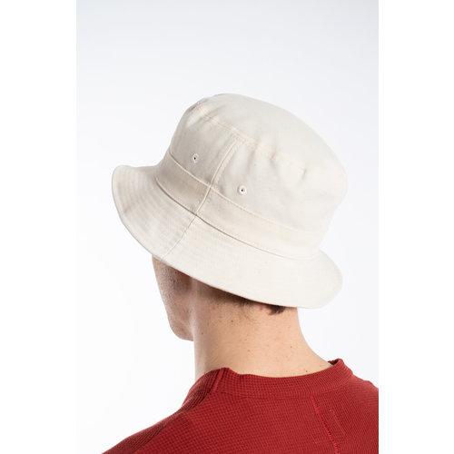Universal Works Universal Works Hoed / Bucket Hat / Ecru