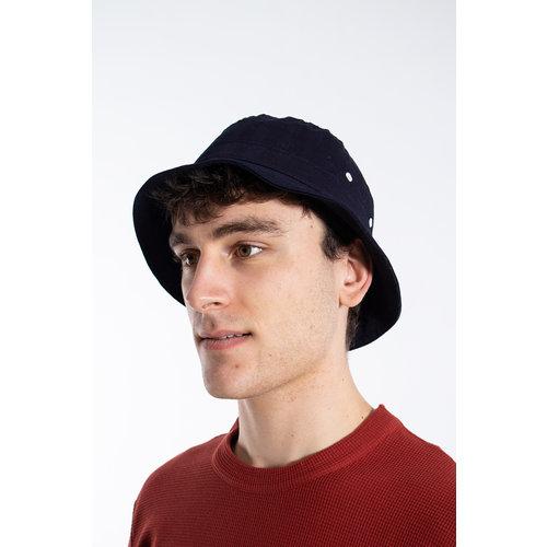 Universal Works Universal Works Hoed / Bucket Hat / Indigo