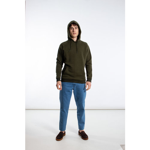 Homecore Homecore Sweater / Terry Hoodie / Green