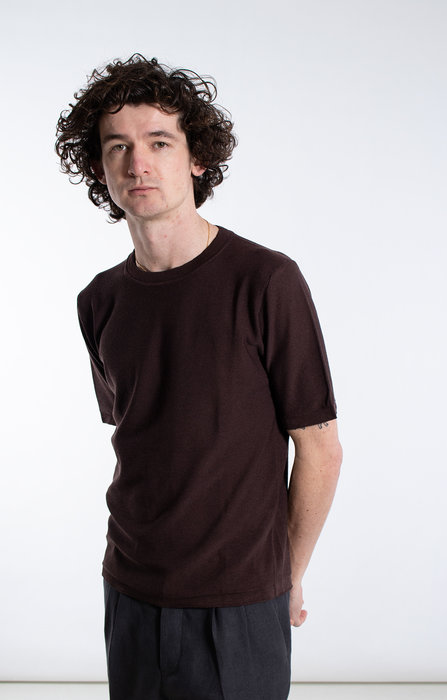 Mauro Grifoni Mauro Grifoni T-Shirt / GG110022.70 / Bruin