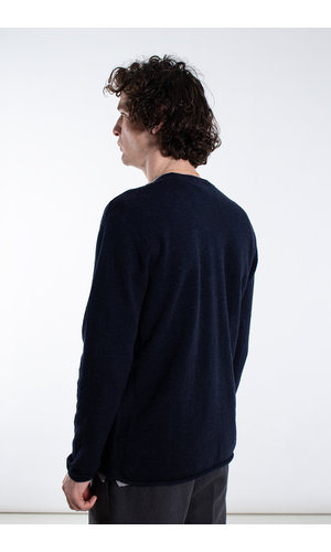 7d 7d Sweater / Five / Navy