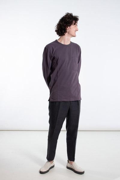 7d 7d T-Shirt / Seventy-One / Eggplant