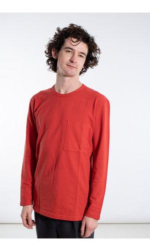 7d 7d T-Shirt / Seventy-One / Rood
