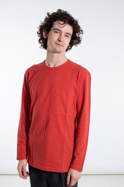 7d 7d T-Shirt / Seventy-One / Red