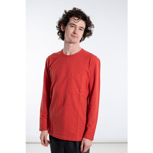 7d 7d T-Shirt / Seventy-One / Red