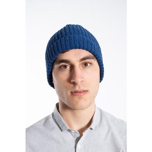 Universal Works Universal Works Hat / Watch Cap / Blue
