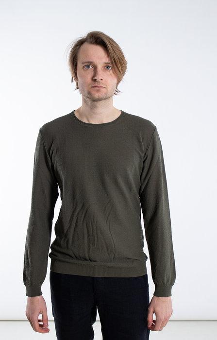 Bellwood Bellwood Sweater / 310C0501 / Military Green