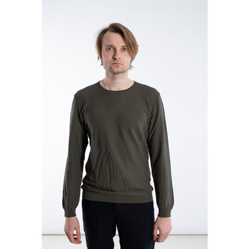 Bellwood Bellwood Sweater / 310C0501 / Military Green