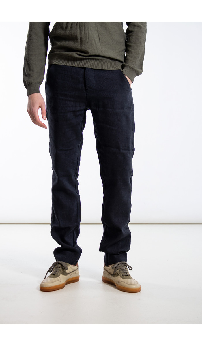 Hannes Roether Hannes Roether Trousers / Track / Navy