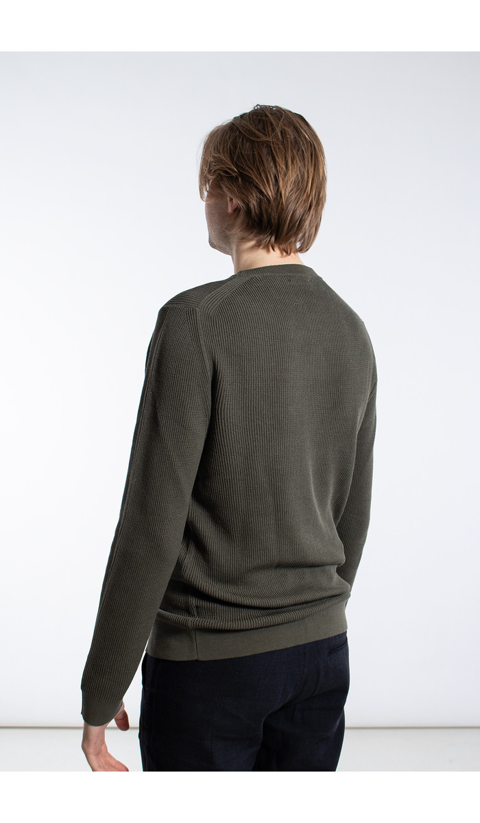 Bellwood Bellwood Sweater / 310C3601 / Military Green