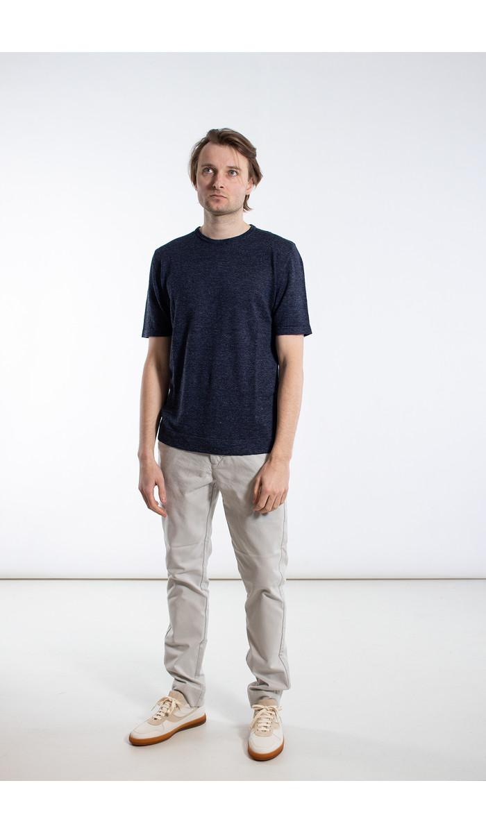 Bellwood Bellwood T-Shirt / 310S0001C / Blauw