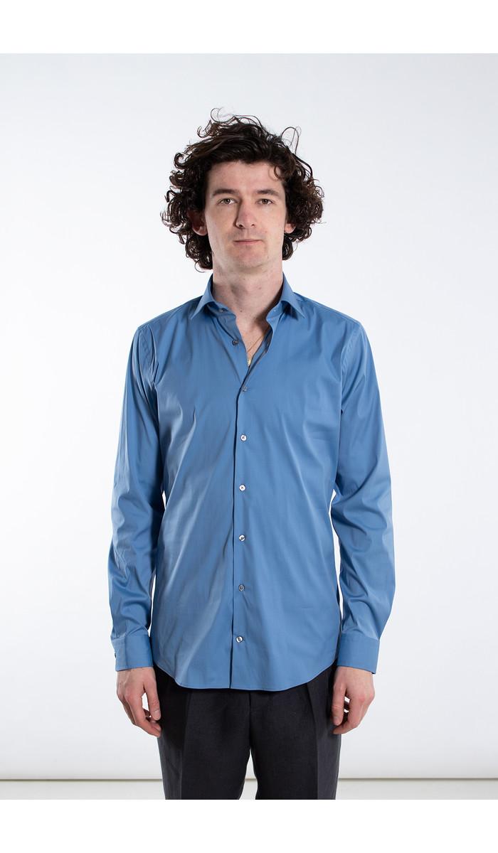 Strellson Strellson Overhemd / Santos / Rafblauw