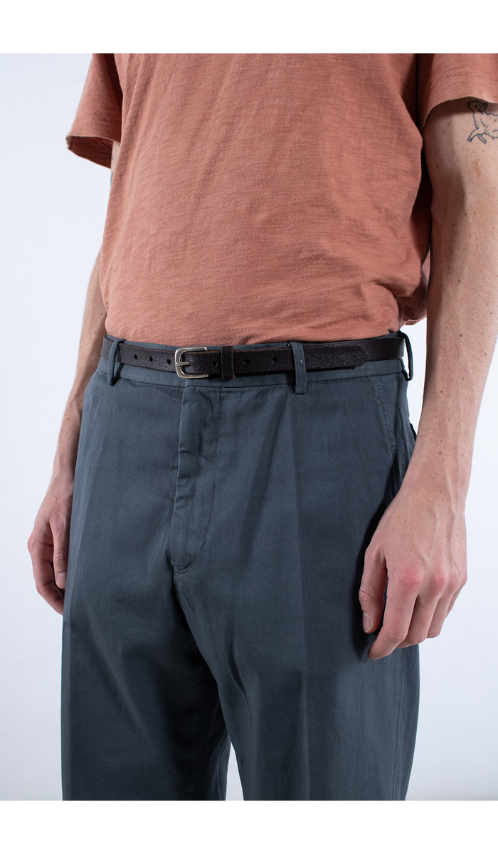 Anglo Belt / Classic buckle / Brown