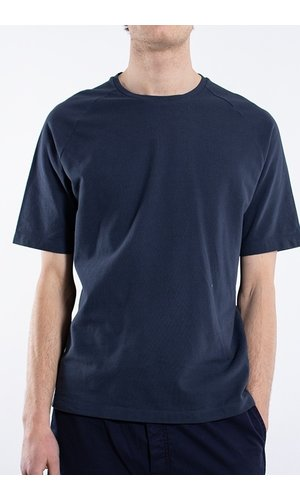 7d 7d T-Shirt / Seventy-Two / Blauw