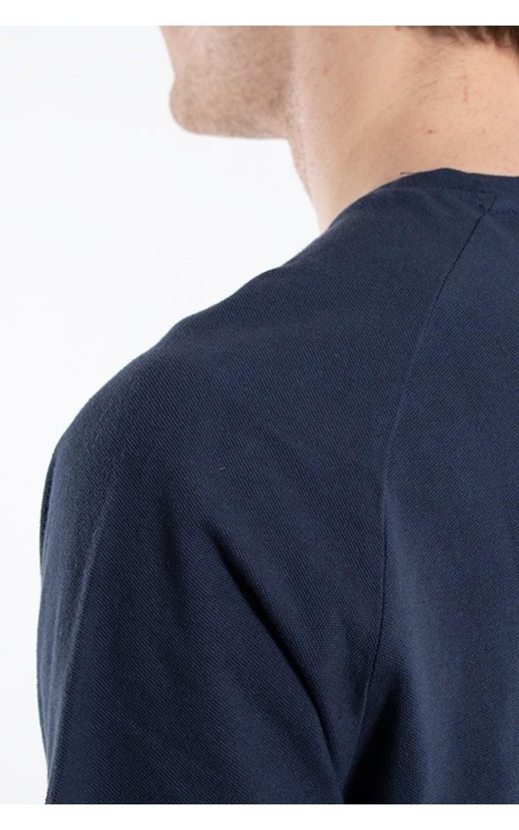 7d 7d T-Shirt / Seventy-Two / Blauw