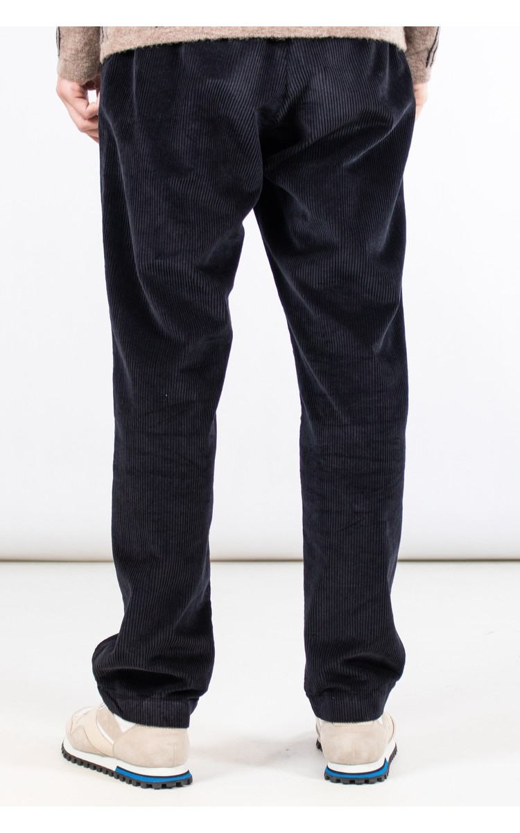 7d 7d Broek / Hundred-Six / Zwart