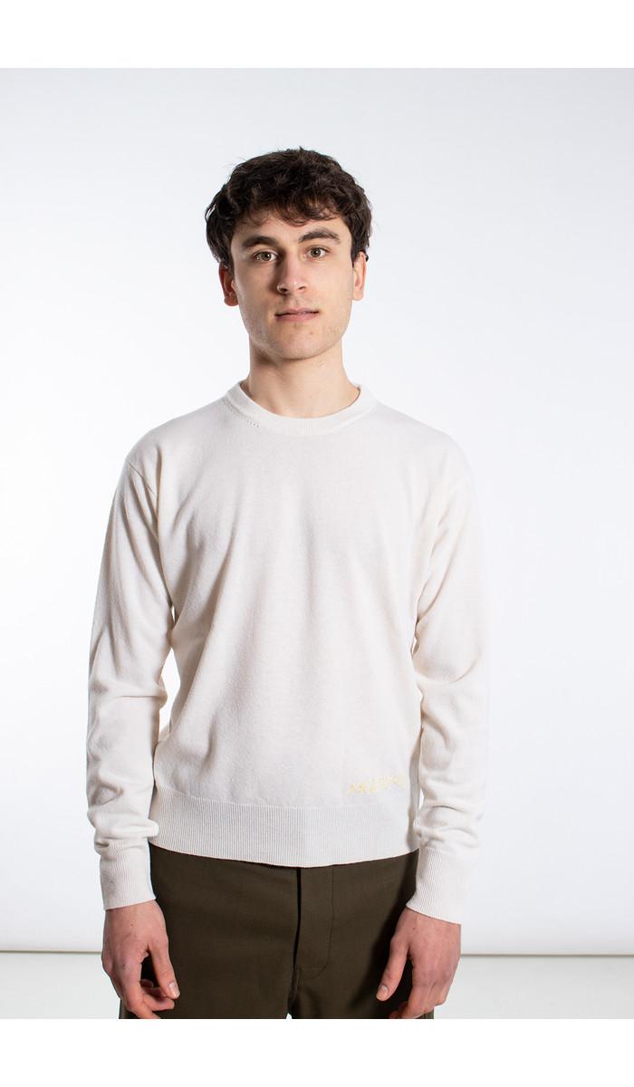 Marni Marni Sweater / GCMG0115A0 / White