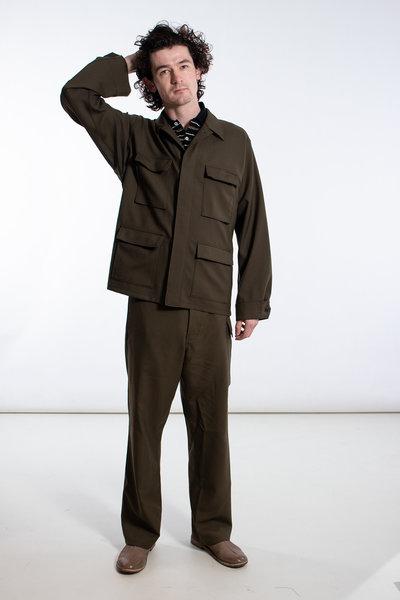 Marni Marni Jacket / JUMU0054Q0 / Green