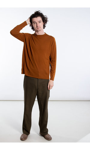 William Lockie William Lockie Sweater / Ho / Rust