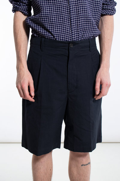 7d 7d Korte Broek / Hundred-Seven / Navy