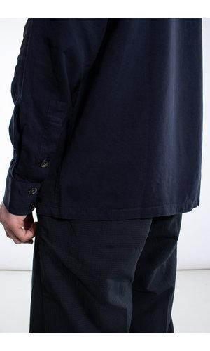 Delikatessen Delikatessen Overhemd / Overshirt / Navy