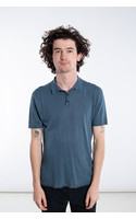 Roberto Collina Polo / RC42024 / Grijsblauw