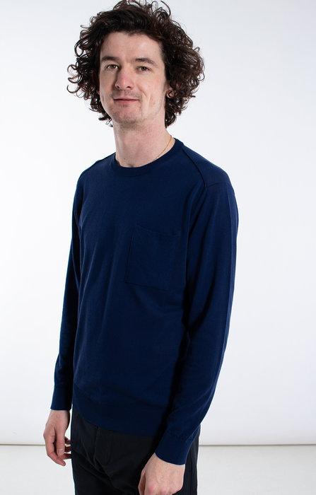 Roberto Collina Roberto Collina Sweater / RC10101 / Blue