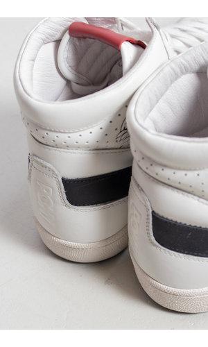 Pony Sneaker / City Wings / White