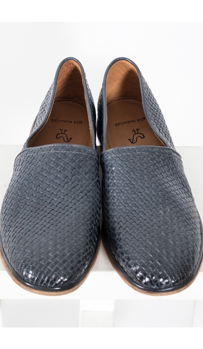 Elia Maurizi Loafer / 9638-I / Blue