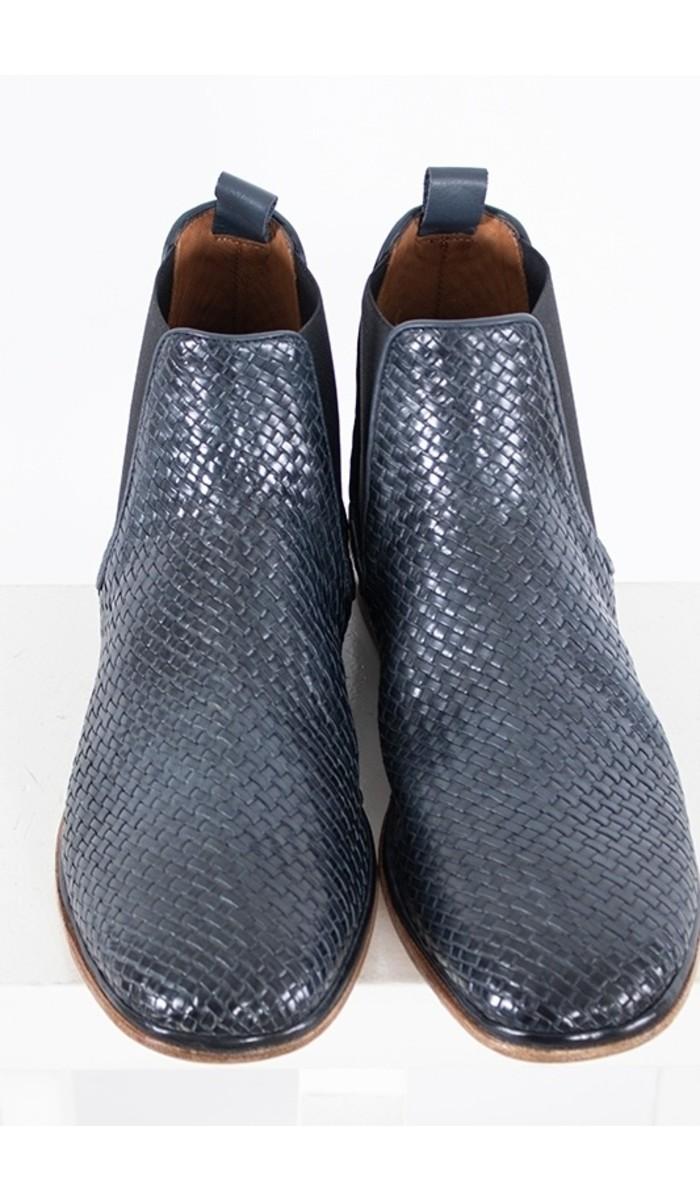 Elia Maurizi Elia Maurizi Chelsea Boot / 9628-I / Blue
