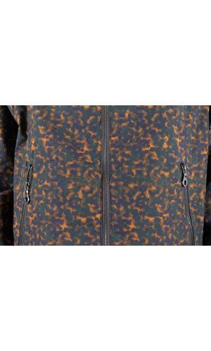 Lamler Lamler Coat / Atlantic Shell Toirtoiseshell / Green