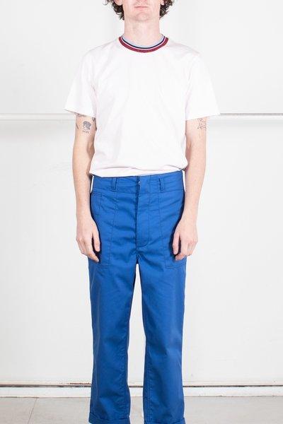 Marni Marni Trousers / PUMU0038A0S49734 / Blue