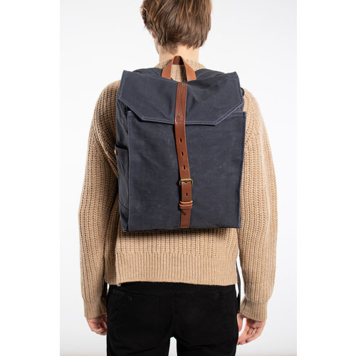 Property of.. Property of...Rugtas / Hector backpack / Blauw
