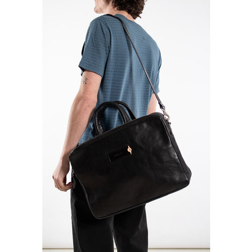 Property of.. Property of.. Shoulder bag / 5103 Cedric / Charcoal
