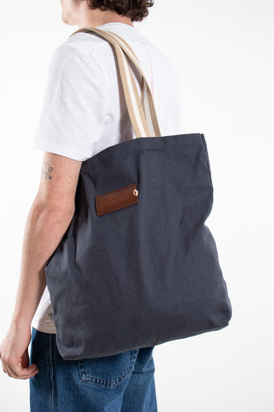 Property of.. Property of...Tas / Totebag / Blauw