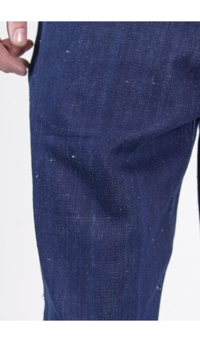 Universal Works Universal Works Trousers / Track Trouser / Indigo