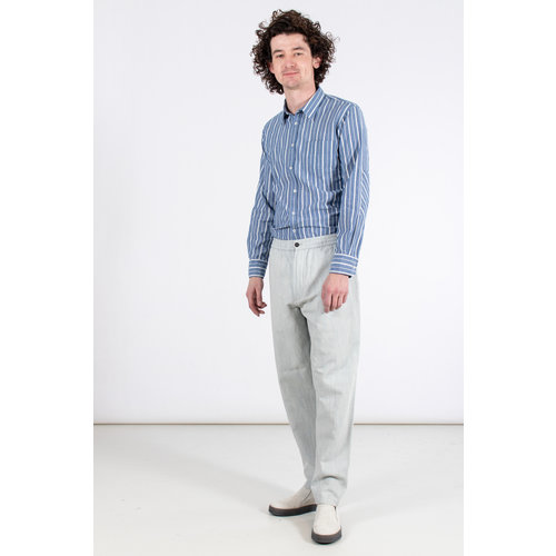 Universal Works Universal Works Trousers / Track Trouser / Bluish