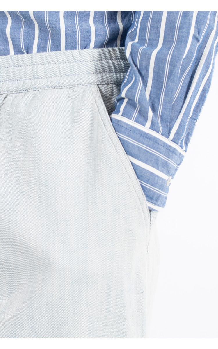 Universal Works Universal Works Broek / Track Trouser / Blauwig