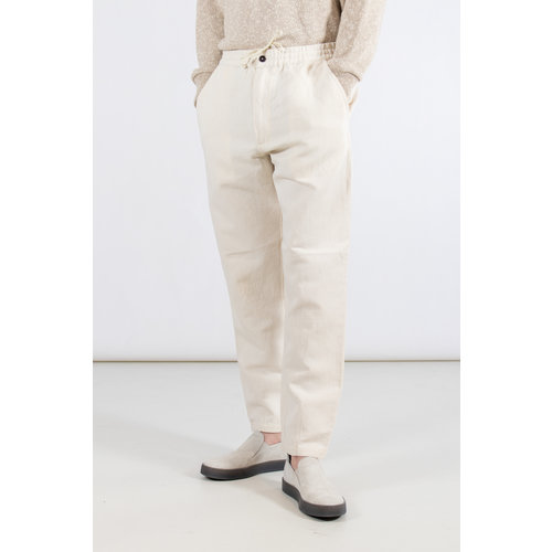 Universal Works Universal Works Trousers / Track Trouser / Ecru