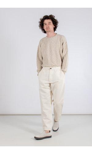Universal Works Universal Works Trousers / Track Trouser / Ecru