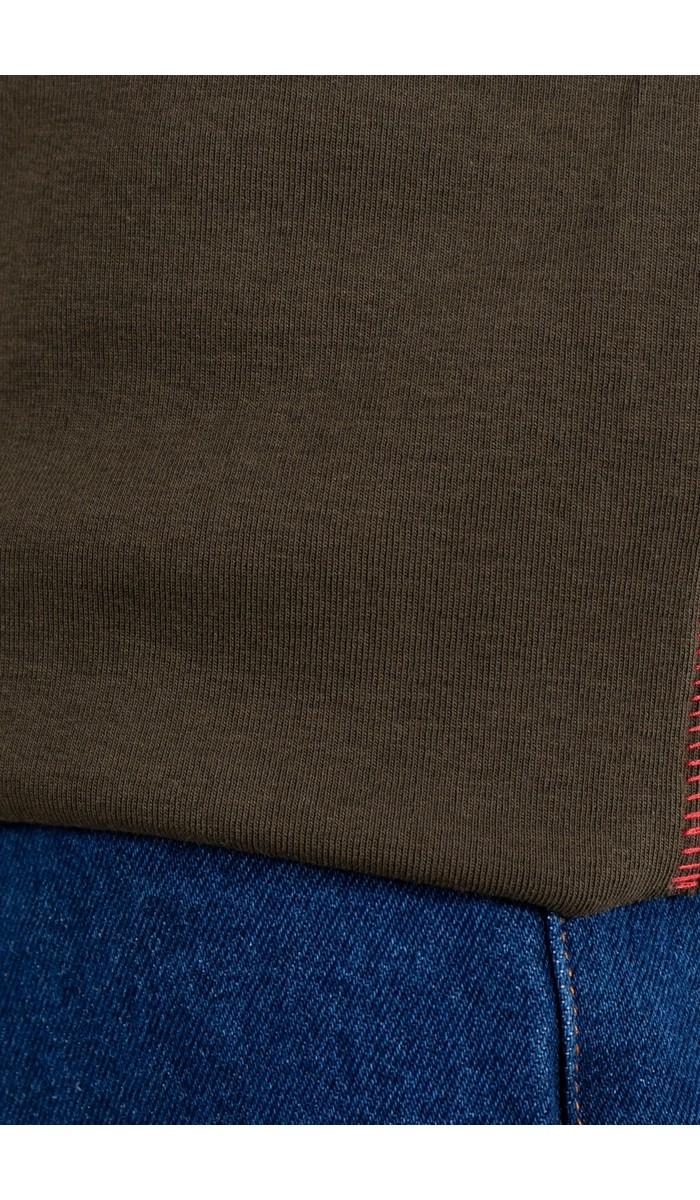 Homecore Homecore T-shirt / Undee / Groen