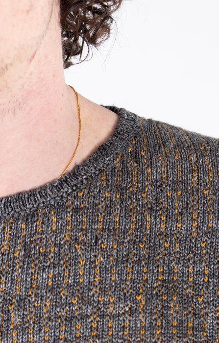 Inis Meain Inis Meáin Sweater / S1931 / Dark Grey