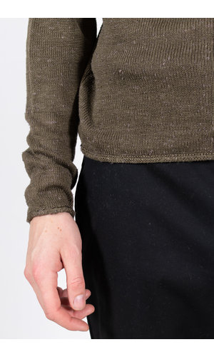 Inis Meain Inis Meáin Sweater / S2024 / Green