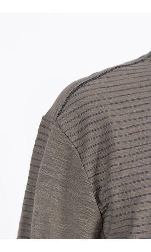 Transit Transit T-Shirt / CFUTRK4390 / Greyish Green