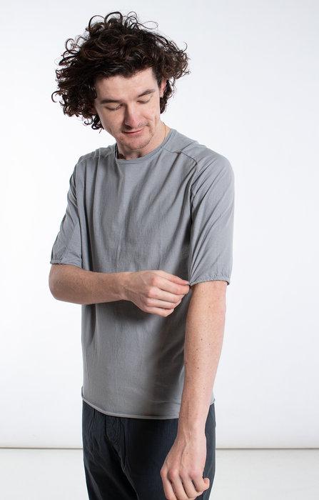Hannes Roether Hannes Roether T-Shirt / Fjonn / Grijs